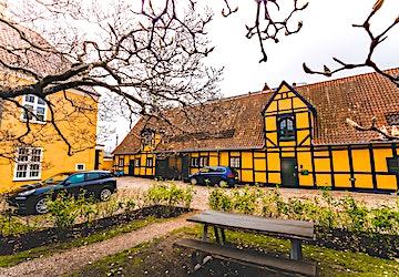 BLOXHUB: Fæstningens Materialgård