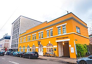 Kontor i Byen Vodroffsvej