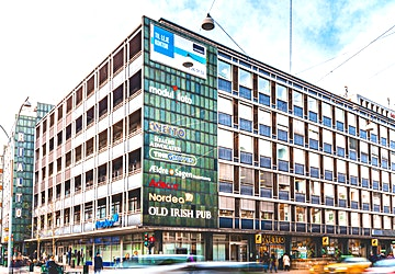 Kontor i Byen Falkoner Alle